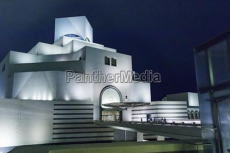 state of qatar doha museum of