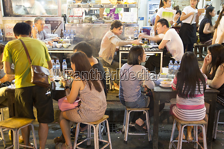 thailand chiang mai restaurants and food