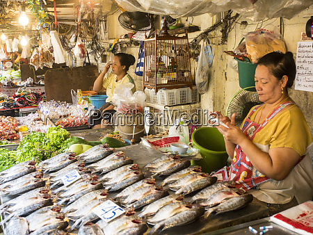 thailand bangkok open market with great