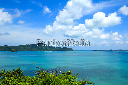 phuket view point to see ocean