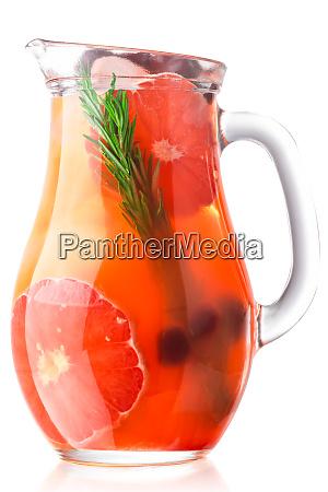 grapefruit rosemary lemonade jug paths