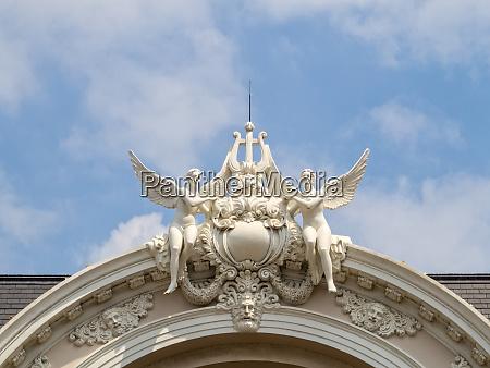 municipal opera house ho chi