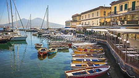 at the borgo marinariin naples on