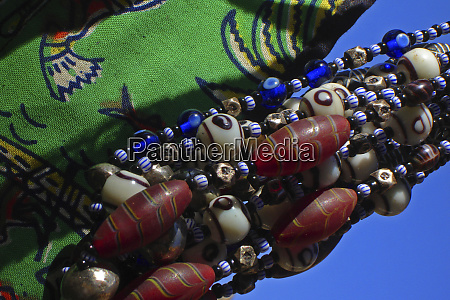 mali dogon country traditional malian necklaces