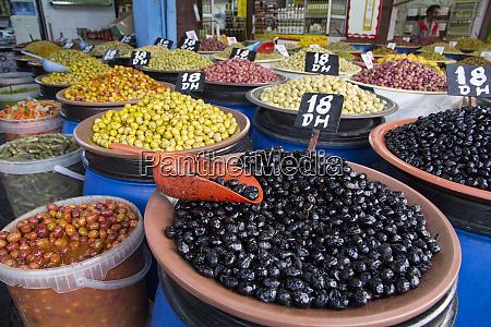 africa morocco casablanca moroccan olives
