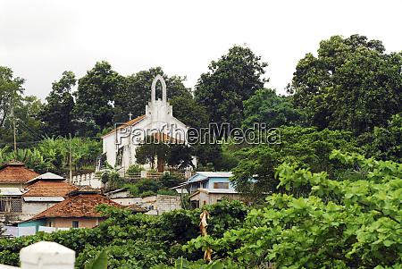 sao tome roca agostinho neto church