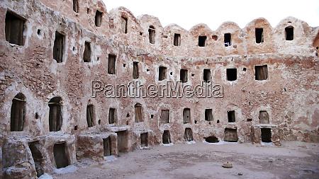 libya qasr al hajj castle of