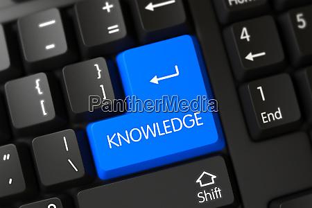 knowledge closeup of keyboard