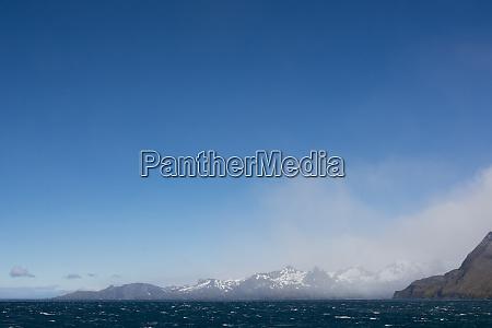 south georgia fortuna bay katabatic winds