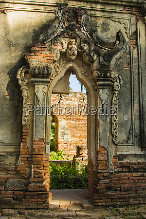 myanmar mandalay inwa yadana hsimi temple