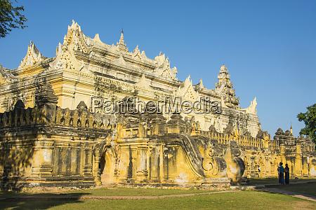 myanmar mandalay inwa maha aungmye bonzan