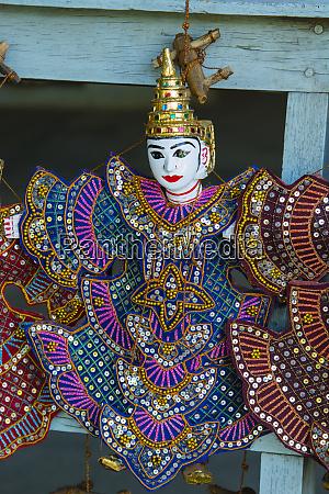 myanmar mandalay mingun puppet for sale