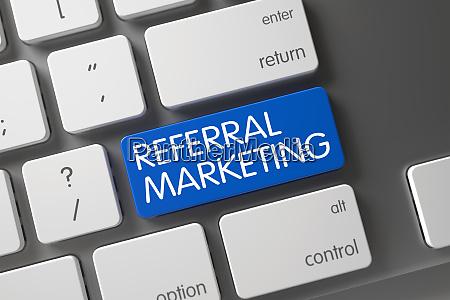 referral marketing keypad