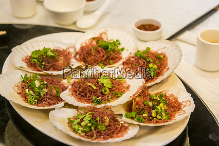 local seafood cuisine in tai o