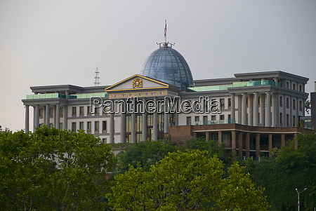 presidential palace tbilisi georgia caucasus