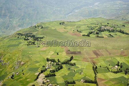 africa ethiopian highlands eastern amhara near