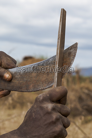 africa ethiopia southern omo valley mursi