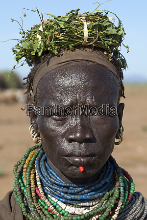 africa ethiopia southern omo valley nyangatom