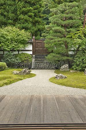japan kyoto sennyuji temple garden
