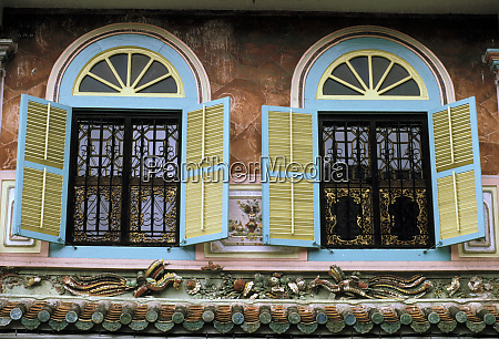 asia malaysia malacca merchants house