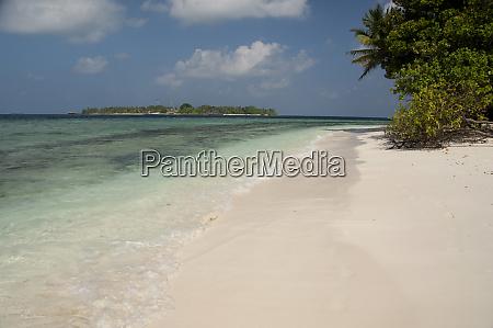 maldives north male atoll island of