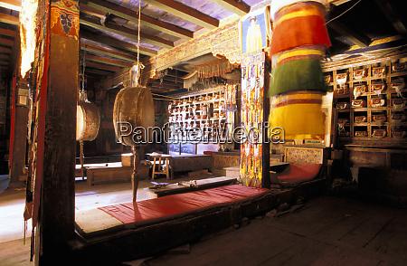 asia nepal pangboche pangboche monestary