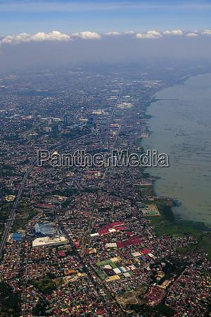aerials of manila philippines