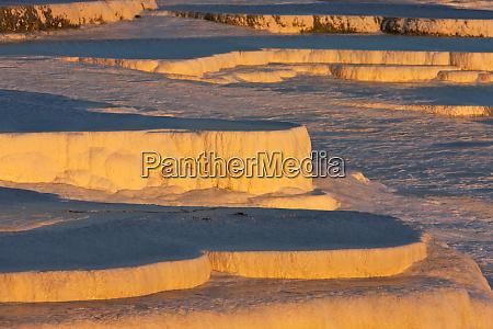 travertine terraces of pamukkale unesco world