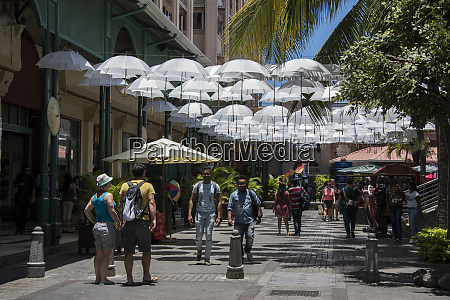 mauritius capital city of port louis