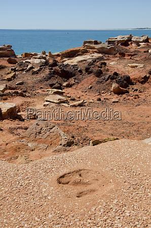 western australia broome gantheaume point replica