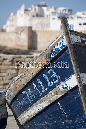 morocco essaouira fishing boat