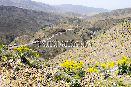 morocco moroccan countryside and small villages