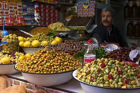 north morocco fes moroccan olives in