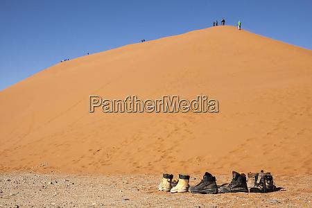 africa namibia namib naukluft park barefoot