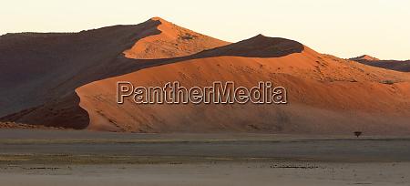 africa namibia namib naukluft park sunrise