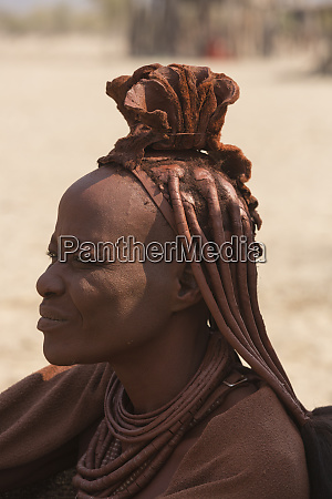 africa namibia profile of a himba
