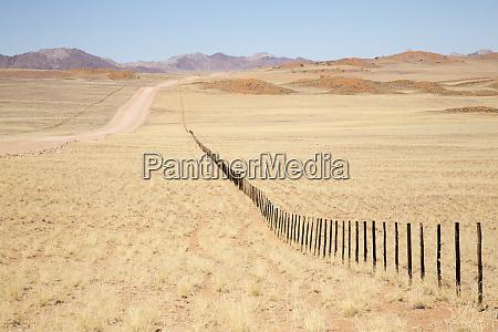 africa, , namibia, , namib, desert., long, road - 27745244