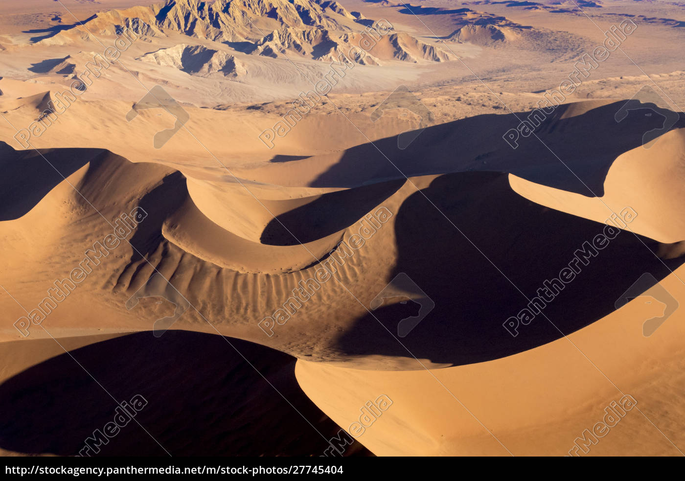 africa, , namibia, , namib-naukluft, park., aerial, of - 27745404