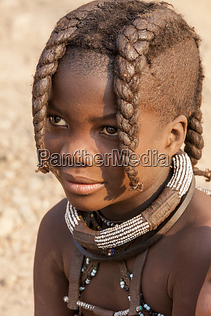 africa, , namibia, , opuwo., portrait, of, a - 27745241