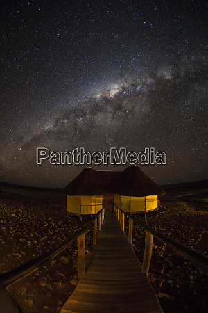 africa namibia milky way over tent