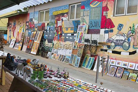 art gallery on the street swakopmund