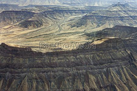 africa, , namibia, , damaraland., aerial, views, of - 27746014
