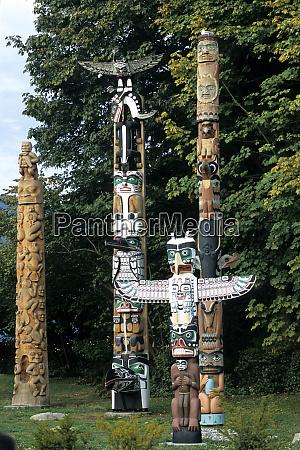 stanley park vancouver british columbia canada