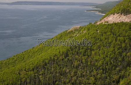 north america canada nova scotia cape