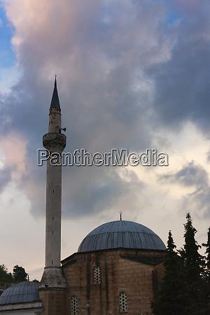 mosque berat unesco world heritage site