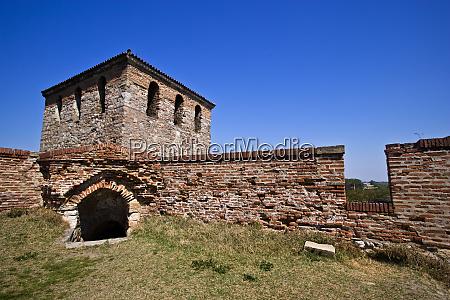 a tour of baba vida fortress