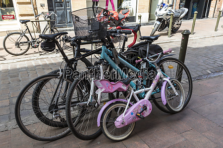 france toulouse bicycles