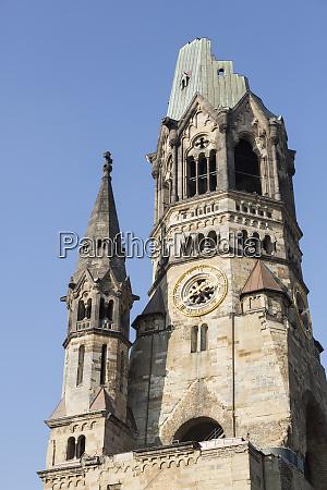 europe germany berlin top of kaiser