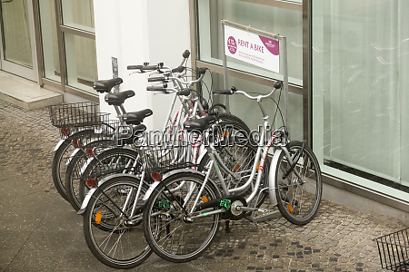 europe germany berlin bicycles for rent