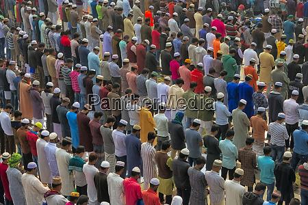 pilgrims praying at bishwa ijtema dhaka